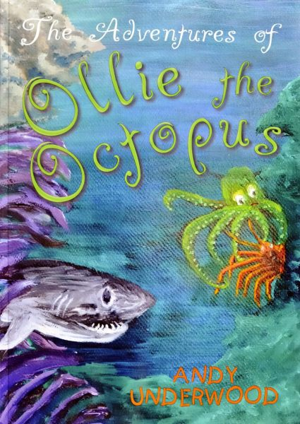 Ollie The Octopus - Front Cover