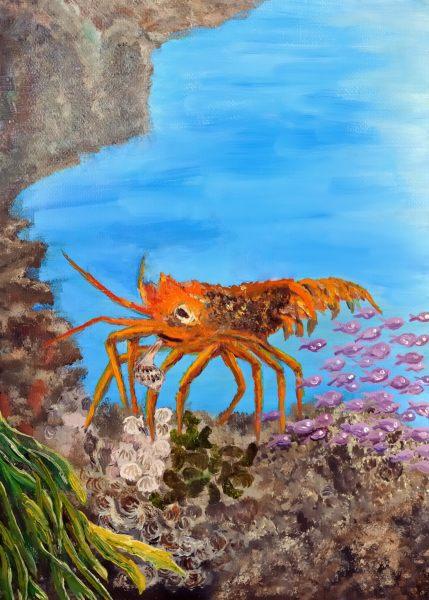 Ollie The Octopus - Illustration 7