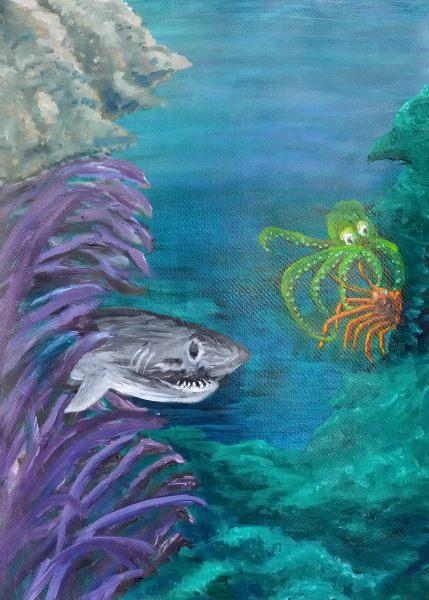 Ollie The Octopus - Illustration 9