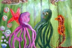 Ollie The Octopus - Illustration 14