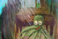 Ollie The Octopus - Illustration 4