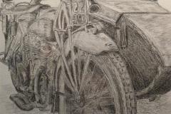 1918 Excelsior BX